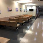 24時間体制の病院床清掃・ガラス清掃・カーペット清掃を受注
