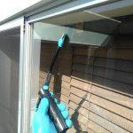 やっぱり窓ガラスがキレイだと気持ちいい?年末に向けて外面ガラス清掃の依頼が急増!