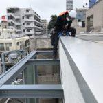 【急なご依頼の藤沢市のガラス清掃】お客さんがご希望の清掃予定日空いていれば作業可能です